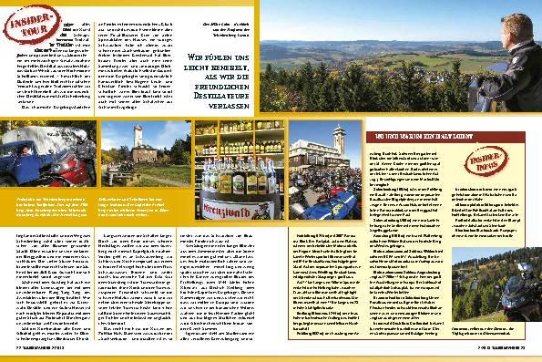 Deutschland: Berg- und Talbahn im Erzgebirge - Nah-Ost-Gipfel