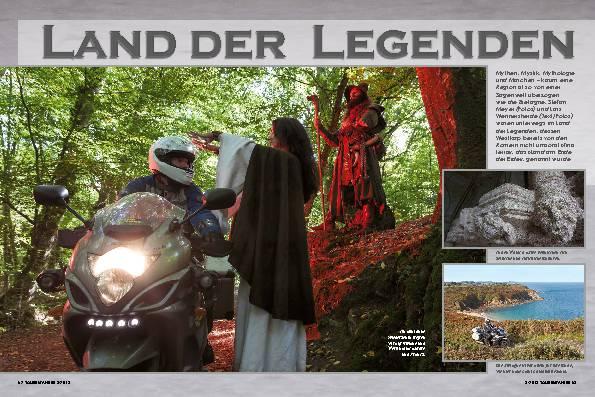 Frankreich: In der Sagenwelt der Bretagne – Land der Legenden