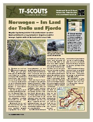 Norwegen - Im Land der Trolle und Fjorde