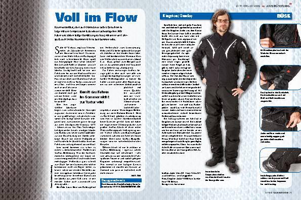 Voll im Flow