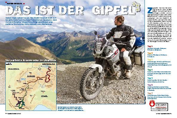 Die perfekte Alpenwoche