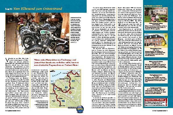 Mit dem Motorrad auf Geschichtsreise, Teil 4