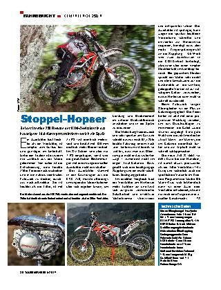 Stoppel-Hopser