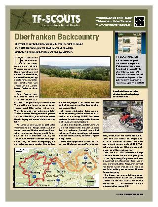 Oberfranken Backcountry