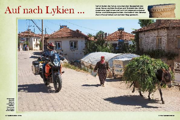 Auf nach Lykien ...
