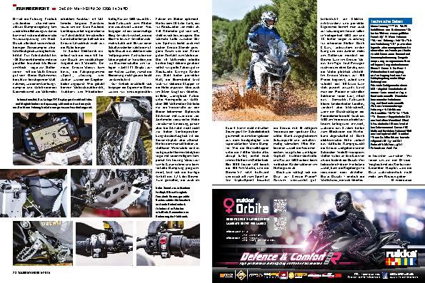 Dirty Ducati
