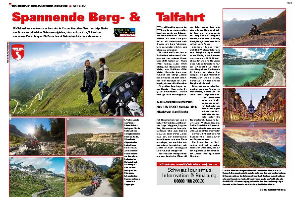 Spannende Berg- & Talfahrt