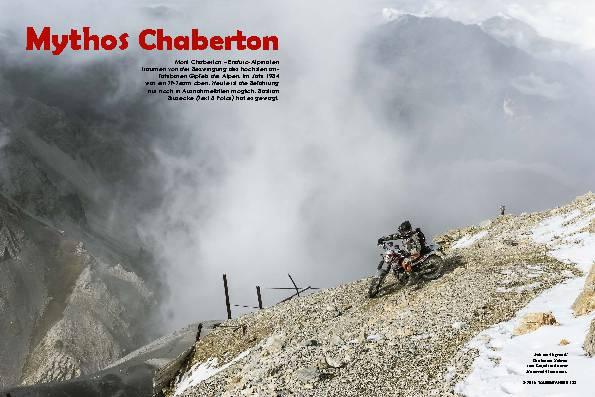 Mythos Chaberton