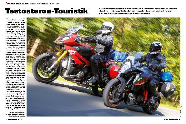 Testosteron-Touristik