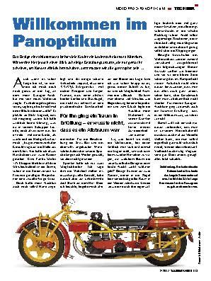 Willkommen im Panoptikum