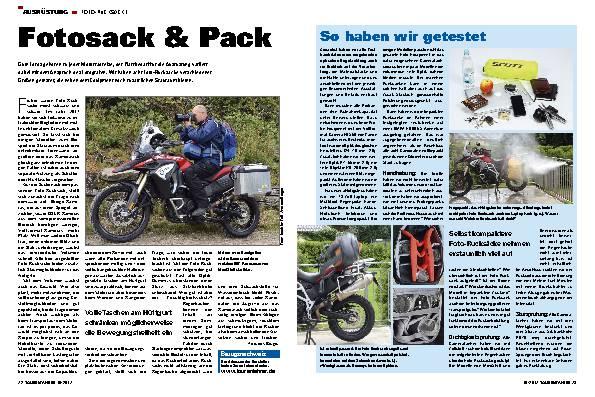 Fotosack & Pack