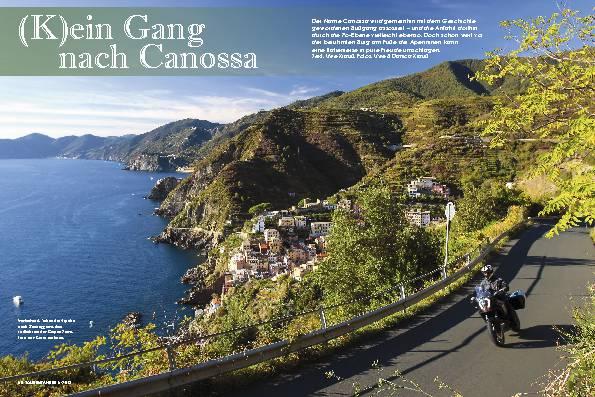 (K)ein Gang nach Canossa