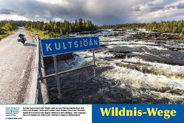 Wildnis-Wege