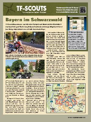 Bayern im Schwarzwald