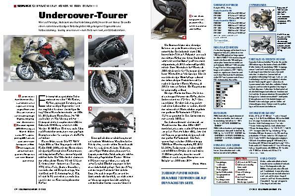 Undercover-Tourer