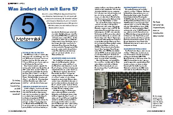 Was ändert sich mit Euro 5?
