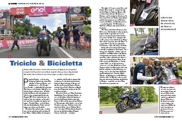 Triciclo & Bicicletta