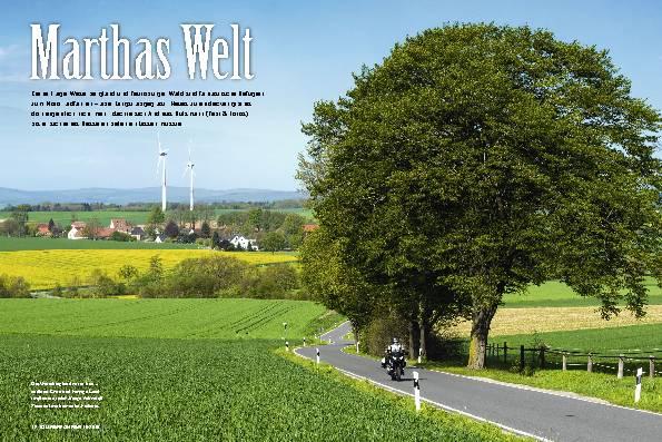 Marthas Welt