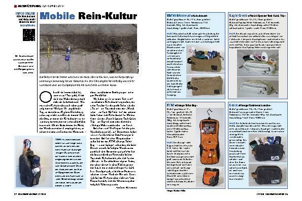 Mobile Rein-Kultur