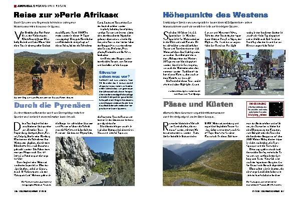 Reise zur »Perle Afrikas«